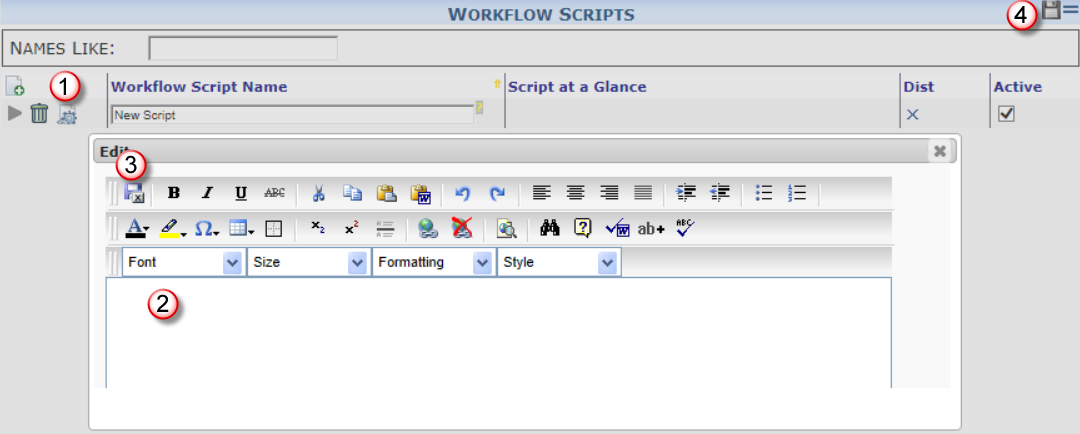 Sys Admin Workflow Scripts cont.