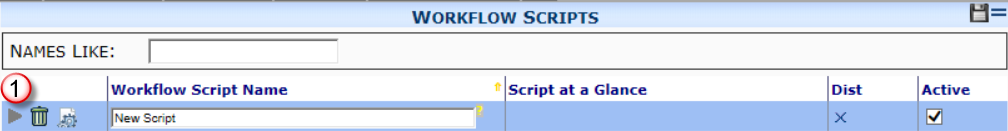 Sys Admin Workflow Scripts Event
