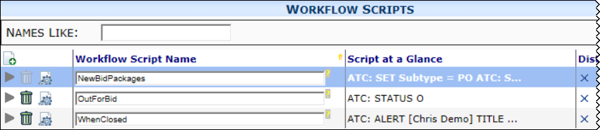 Example of Workflow Script 1