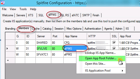 ICTool Site Application Root